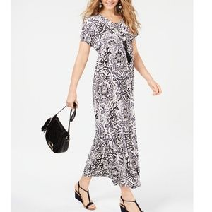 STYLE & CO Petite Maxi Dress